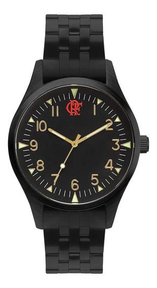 Relógio Masculino Flamengo Fla2035mno/4p