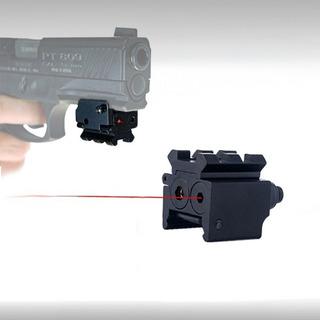 Gotcha Paintball Airsoft Laser Punto Rojo Red Riel Picatinny