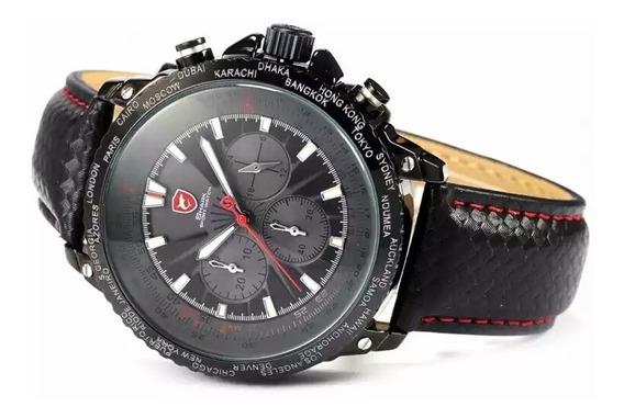 Reloj Shark Original - Cronografo - Nuevo - Oferta