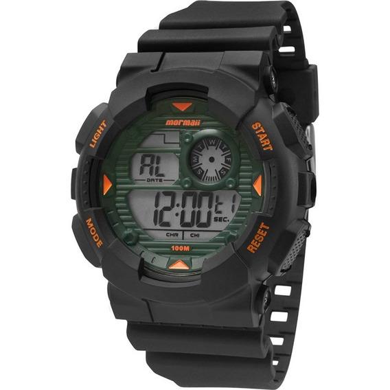 Relógio Mormaii Masculino Mo3415/8v C/ Garantia E Nf