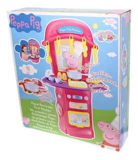 Remato Juguete Cocina Peppa Pig - Usado 8.5 De 10