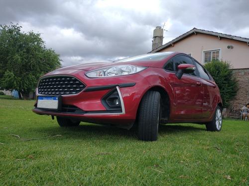 Ford Fiesta Kinetic 1.6 Se 120cv 5p (2018)