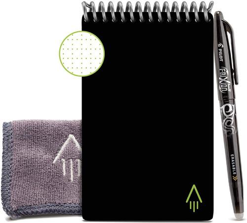 Cuaderno Rocketbook Smart Mini 9x14 Cm Reusable Por Siempre