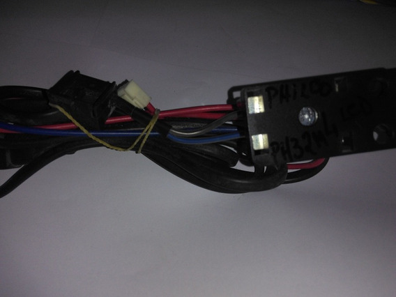 Botão Liga/desliga Com Cabo De Força Philco Ph32m4lcd