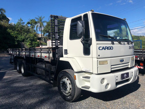 Ford Cargo 2422 6x2 Carroceria Fs Caminhoes