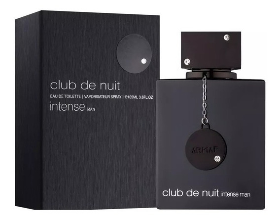 Perfume Club De Nuit Intense Man Armaf Edt 105ml + Brinde