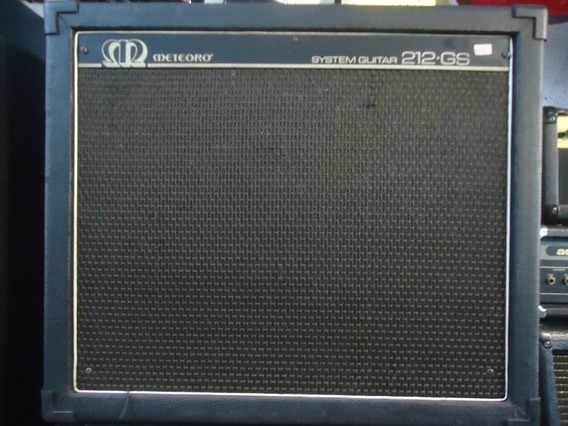 Caixa Acústica Guitarra Meteoro 212-cx Mesa Boggie Marshall