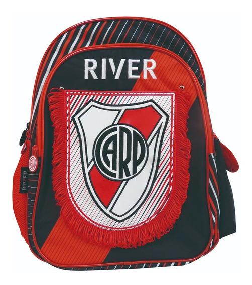 Mochila Con Banderín River Plate Ri168