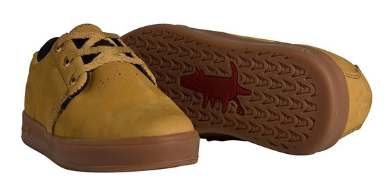 Tenis Hey Dog Skate Terry Solid Gold Original