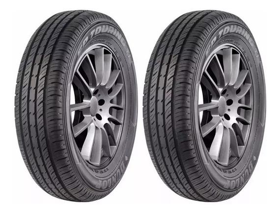 Kit 2 Pneus Dunlop 175/70 R13 82t Sp Touring R1