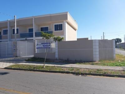Sobrado De Esquina - Porto Laranjeiras - Araucária - 5110