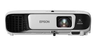 Proyector Epson Powerlite U42+ Wuxga 3600 Lúmens Inalámbrico