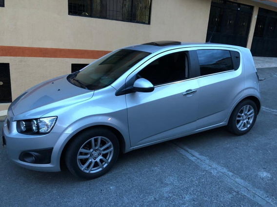 Chevrolet Sonic Lt Hb At 1600cc Abs Full Equipo. 2016