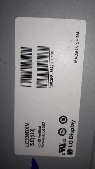 Tela Display 32lm3400 32ls3400 Lc320dxn (se) (u3)