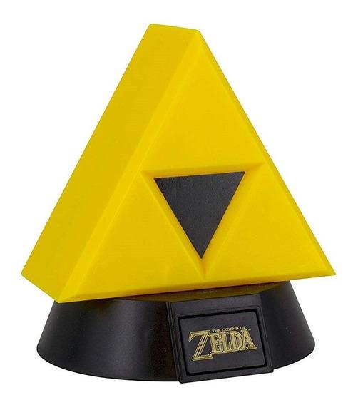 Luminaria Triforce Icon Light Paladone The Legend Of Zelda
