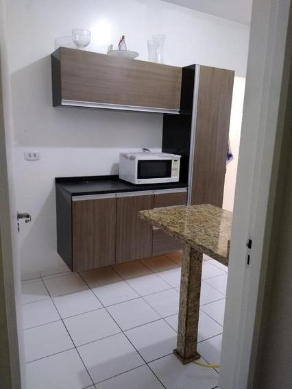Apartamento Em Jundiapeba, Mogi Das Cruzes/sp De 51m² 2 Quartos Para Locação R$ 1.100,00/mes - Ap441686