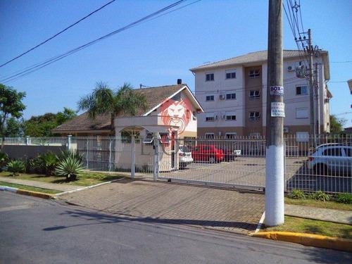 Apartamento Com 2 Dormitórios À Venda, 50 M² Por R$ 159.000,00 - Barnabé - Gravataí/rs - Ap0041