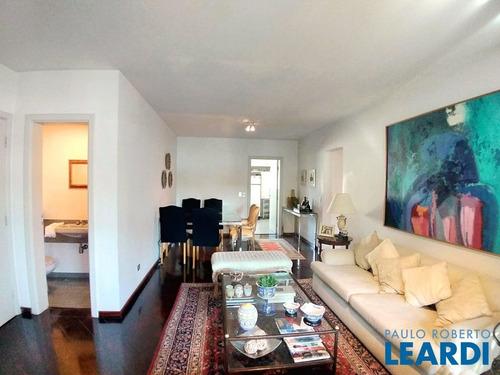 Imagem 1 de 15 de Apartamento - Real Parque  - Sp - 607903