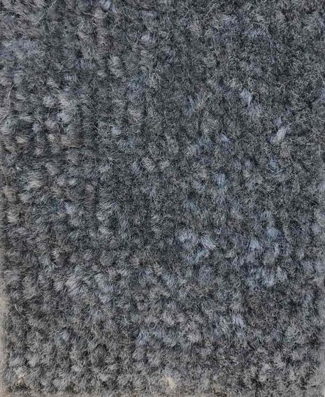 Alfombra Carpeta Kreatex Pelo Cortado Color Gris 140x200cm
