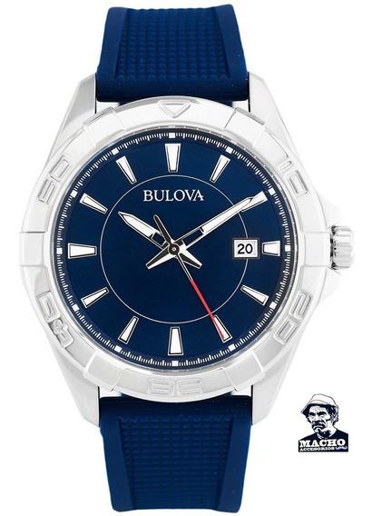 Reloj Bulova 96b298 En Stock Original Nuevo En Caja