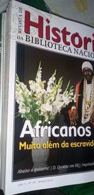 Africanos: Revista De Historia Da Biblioteca Nacional