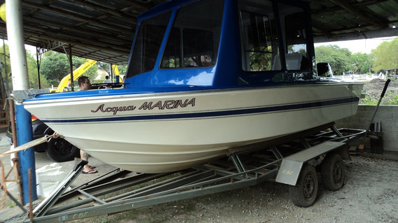 Lancha Trawler / Aceito Carro