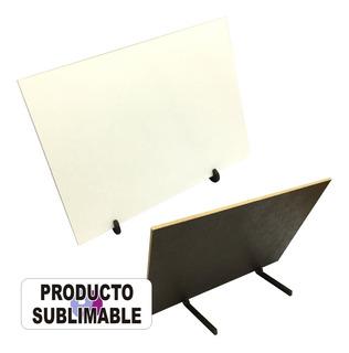 Porta Retrato Sublimable Mdf 3mm 18x13cm Pack 5 Unidades