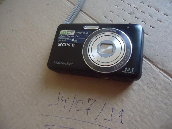 Câmera Sony Dsc-w310 No Estado Leia C/ Melhor Preço!!