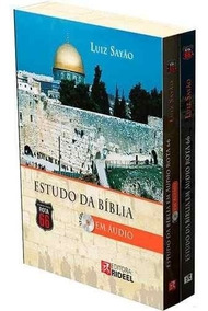 Bíblia De Estudo Comentada Em Audio Luiz Saião Mp3 250 Horas