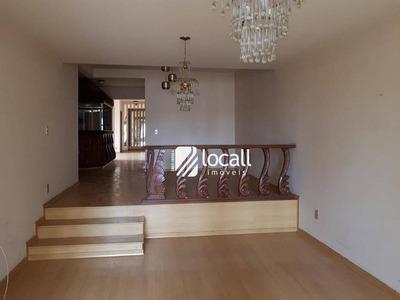 Apartamento Com 5 Dormitórios À Venda, 217 M² Por R$ 550.000 - Centro - São José Do Rio Preto/sp - Ap1697