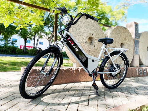 Bicicleta Elétrica Confort -800w 48v 15ah -duos Bike