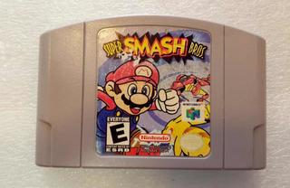 Súper Smash Bros Nintendo 64