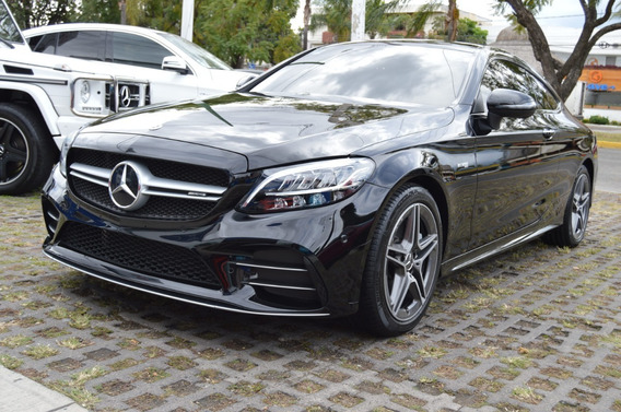 Mercedes Benz Clase C 43 Amg 2017 Coupe Negro