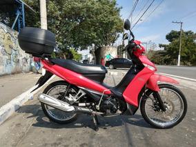 Yamaha Crypton Ed T115 2012 Vermelha