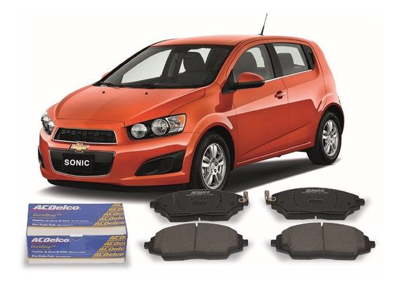 Pastillas Sonic - Spin Chevrolet Acdelco