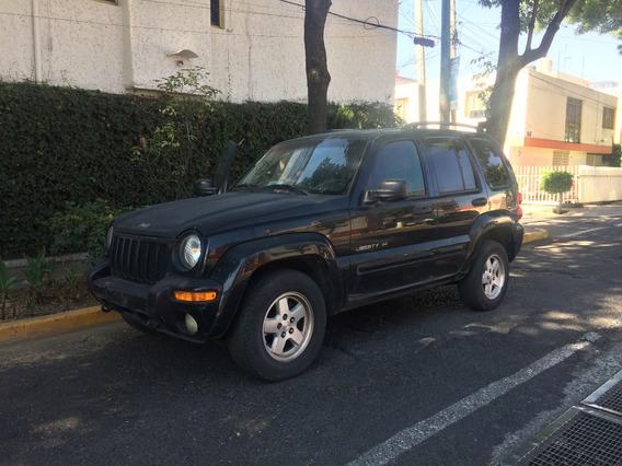Excelente Jeep Liberty 2003, Automática, 4x4, 2do Dueño