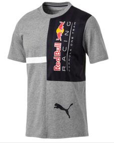 Playera Puma Red Bull Racing Formula 1 2019 Varios Colores