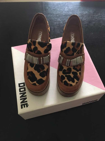 Zapatos De Plataformas Donne