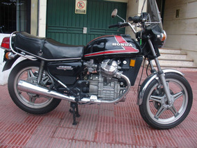 Honda Cx 500 Año 1978 Impecable Toda Original