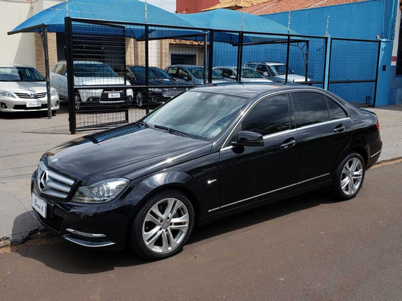 C200 Avantgarde 1.8 Turbo 184 Cv 2012