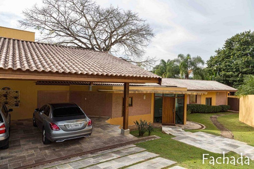 Imagem 1 de 21 de Casa Com 3 Dormitórios À Venda, 550 M² Por R$ 1.800.000 - Condomínio Portal Da Raposo - Sorocaba/sp - Ca8463