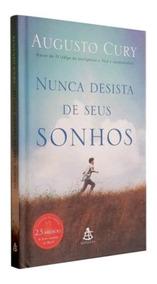 Livro Nunca Desista Dos Seus Sonhos