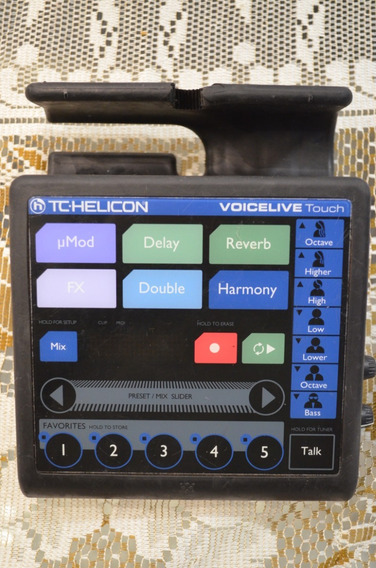 Voicelive Touch Tc-helicon ((( Muito Top )))
