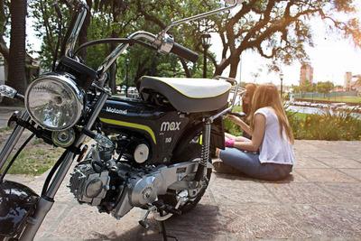 Motomel Max 110 Tipo Honda Dax Megamoto Concesionario