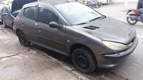 Sucata Peugeot 206 Soleil Ano 2000 (somente Peças)