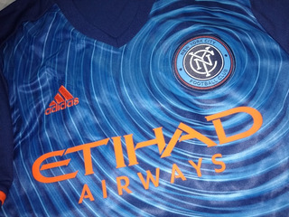 Camisa adidas New York City Away 2015-2016 Sweepet