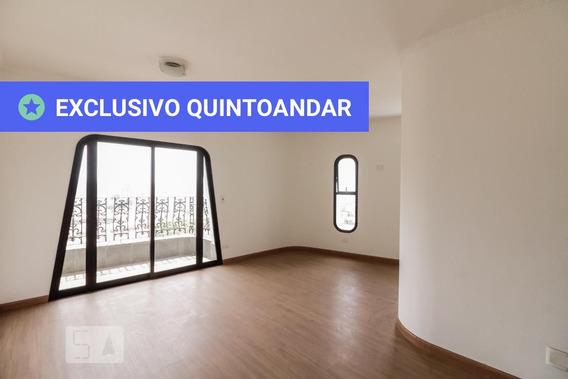 Apartamento No 9º Andar Com 3 Dormitórios E 2 Garagens - Id: 892974187 - 274187