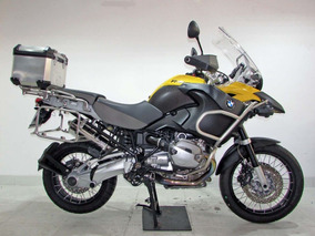 Bmw R 1200 Gs Adventure 2012 Amarela