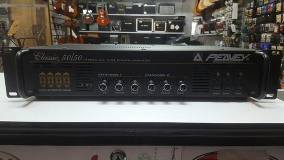 Amplificador Valvulado Peavey Classic 50/50