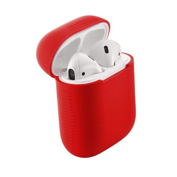 Capa Estojo Protetor Para Fones Apple AirPods